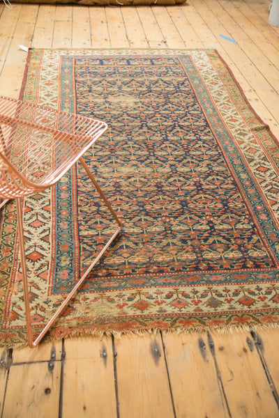 Antique Kurdish Rug Runner / Item 4991 image 4