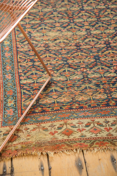 Antique Kurdish Rug Runner / Item 4991 image 5