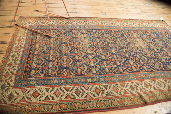 Antique Kurdish Rug Runner / Item 4991 image 6