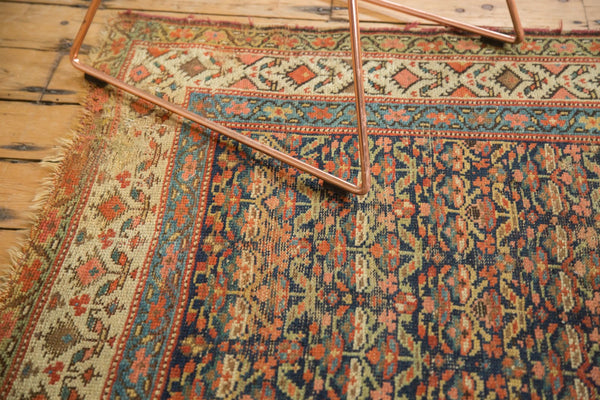 Antique Kurdish Rug Runner / Item 4991 image 7