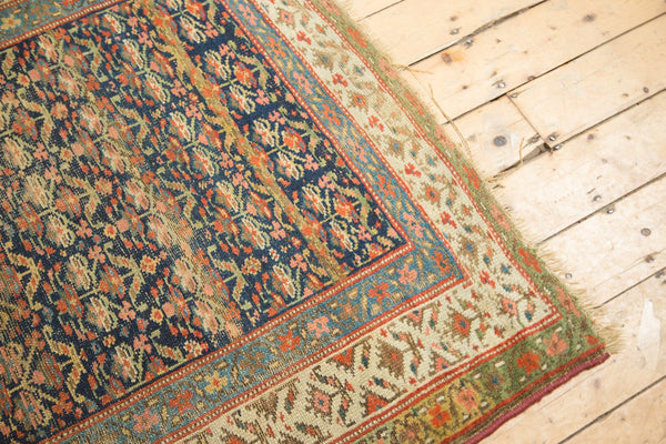 Antique Kurdish Rug Runner / Item 4991 image 9
