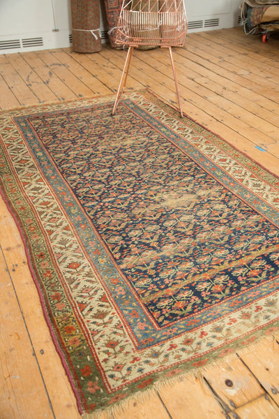 Antique Kurdish Rug Runner / Item 4991 image 11