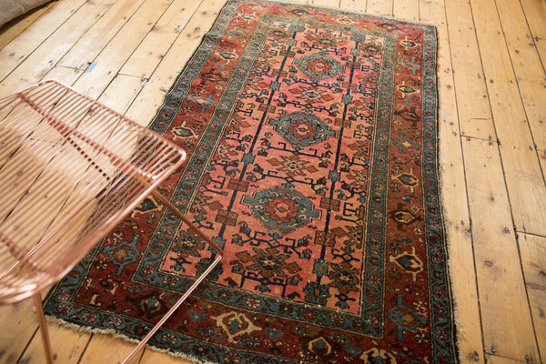 Antique Lilihan Rug / Item 5115 image 4