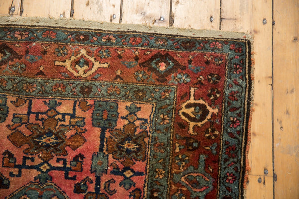 Antique Lilihan Rug / Item 5115 image 6