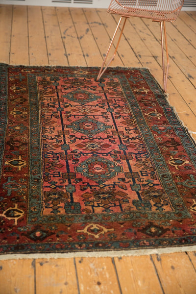Antique Lilihan Rug / Item 5115 image 7