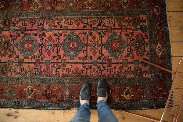 Antique Lilihan Rug / Item 5115 image 9