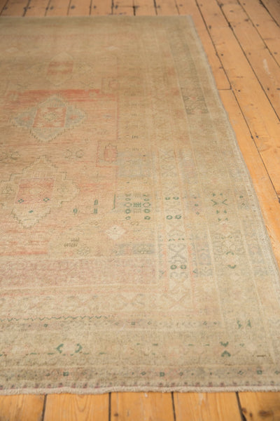 Vintage Distressed Oushak Carpet / ONH item ee003619 Image 4