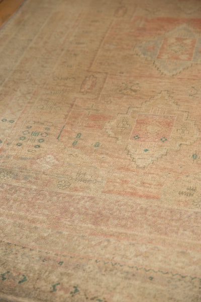 Vintage Distressed Oushak Carpet / ONH item ee003619 Image 5