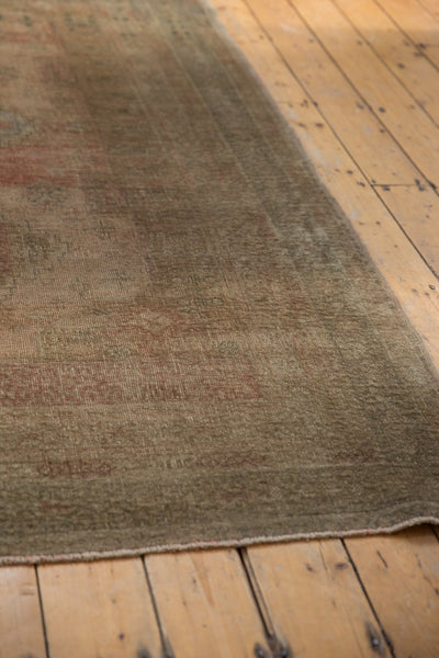 Vintage Distressed Oushak Carpet / ONH item ee003619 Image 11