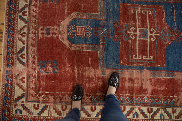 Antique Kazak Carpet / ONH item ee003687 Image 1