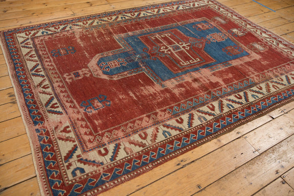 Antique Kazak Carpet / ONH item ee003687 Image 2
