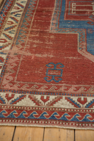 Antique Kazak Carpet / ONH item ee003687 Image 5