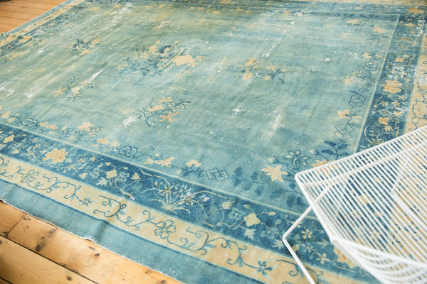 Antique Distressed Peking Carpet / Item sm001375 image 6