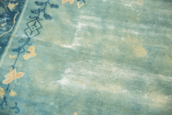 Antique Distressed Peking Carpet / Item sm001375 image 9