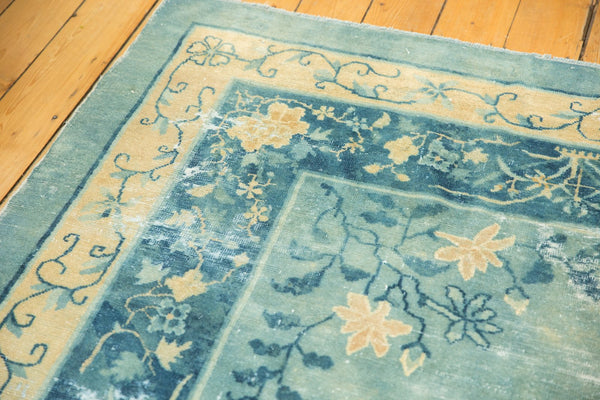 Antique Distressed Peking Carpet / Item sm001375 image 10