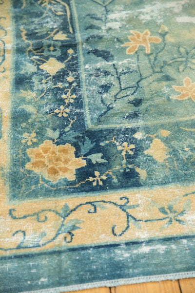 Antique Distressed Peking Carpet / Item sm001375 image 14