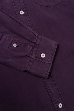 WOODSMAN SHIRT - Fine tencel