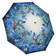 Bluebells Folding Umbrella