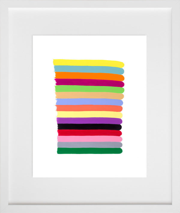 Color Stack Series #6