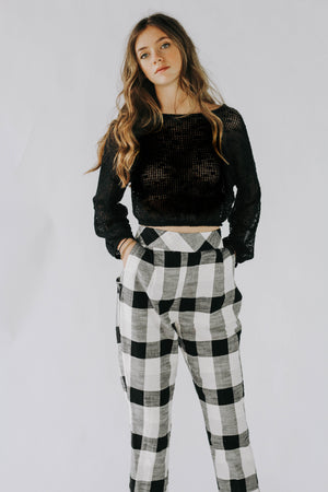 Hoffman Cropped Sweater