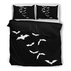 View Image of Bats Bedding Set
