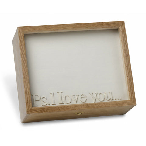 PS...I Love You Memory Box