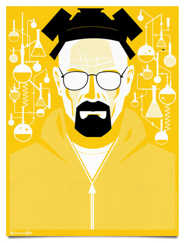 Breaking Bad [Yellow]- Heisenberg Variant