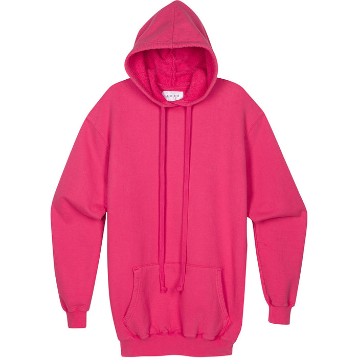 ADBD Standard L/S Loop Terry Hooded Pullover (Cherry)