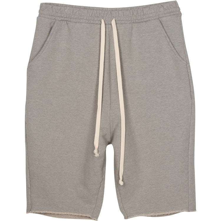 ADBD Extended Drop Crotch Loop Terry Shorts (Tri-Blend)