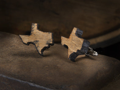 Whiskey States Cufflinks