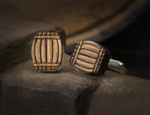Cask Strength Cufflinks