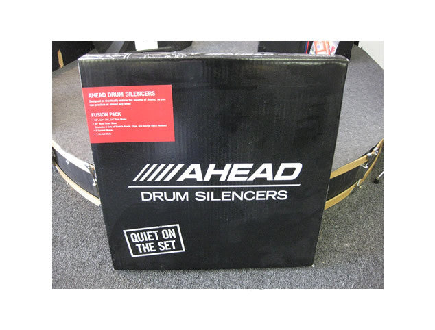 Ahead Drum Set Silencer Pack, In Standard and Fusion Sizes