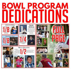 Bowl Yearbook Dedication