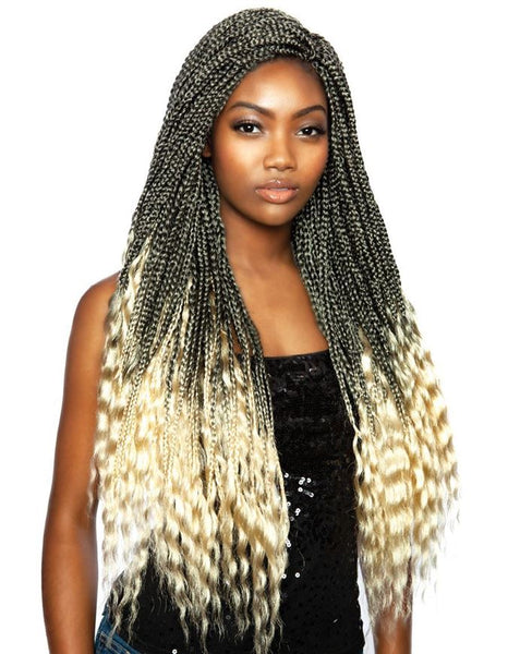 Mane Concept Pre-Stretched Afri-Naptural 3X-I Define Easy Wave 50 Inches