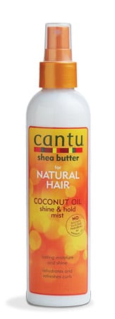 Cantu Coconut Oil Shine & Hold Mist (8 Oz) - Beauty Empire
