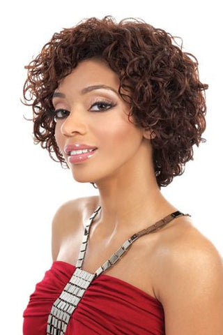 Motown Tress 100% Human Hair Full Wig - H.Shea