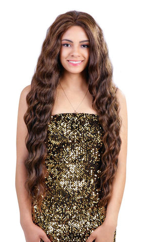 Diana Brazilian Secret Human Hair Master Mix Lace Front Wig - Jessica