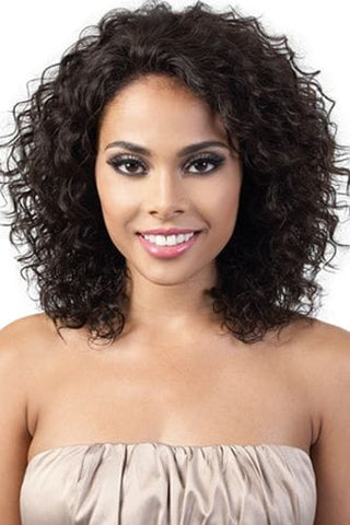 "Motown Tress 100% Persian Virgin Remy 13""x4"" Lace Front Wig - HPL3.Talia"