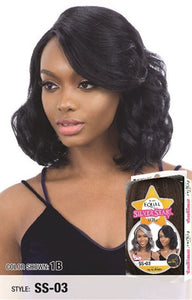 Freetress Equal Silver Star Wig - SS 03