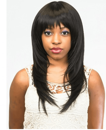 Diana Pure Natural Synthetic Wig - Ashanti 21 Inches - Beauty Empire