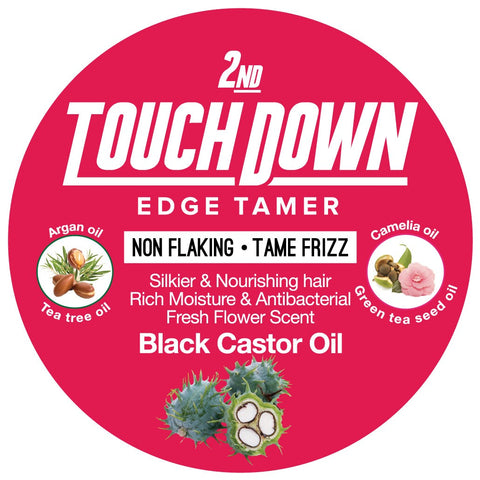 2nd Touch Down Edge Tamer - Black Castor Oil - Beauty Empire