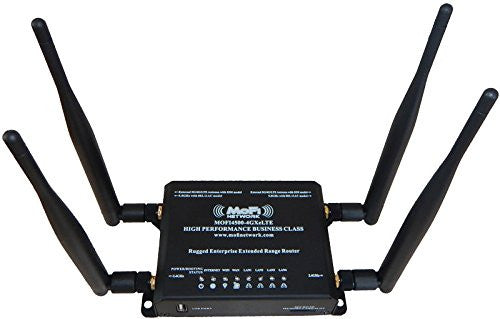 MOFI SIM4 4G/LTE Router AT&T and T-Mobile Verizon SIM All Canadian providers USA UK