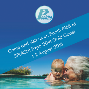 Come and visit us on Booth #168 at SPLASH! Expo 2018 Gold Coast 1-2 August 2018