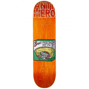 Anti Hero Anderson Pigeon Fried Deck 8.25