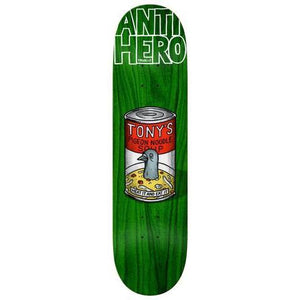 Anti Hero Trujillo Pigeon Fried Deck 8.5