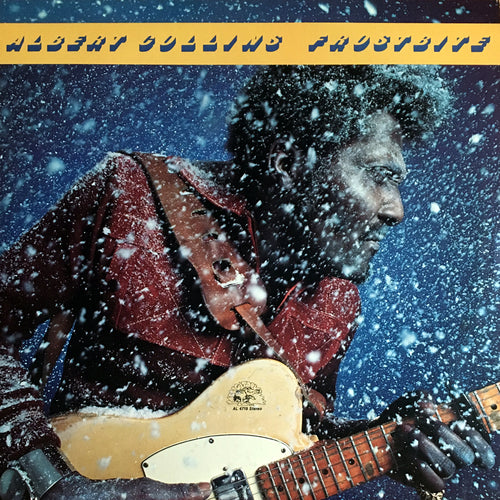 Albert Collins Frostbite - vinyl LP