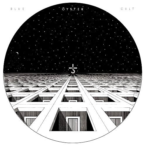 Blue Oyster Cult - vinyl LP