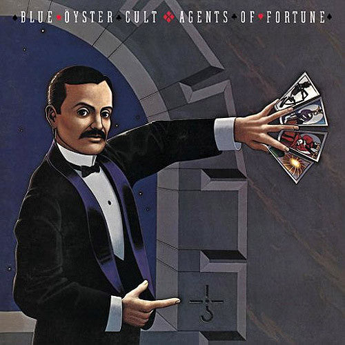 Blue Oyster Cult Agents of Fortune - vinyl LP