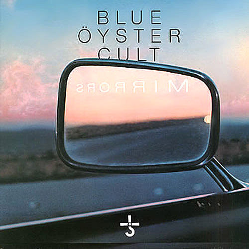 Blue Oyster Cult Mirrors - vinyl LP