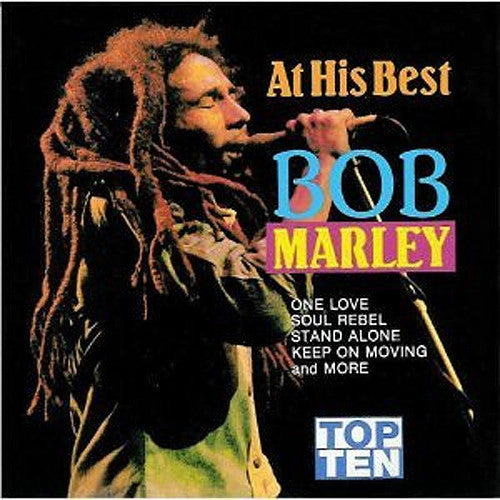 Bob Marley At His Best - compact disc